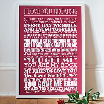 personalised-love-print