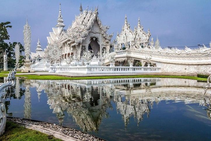p white temple